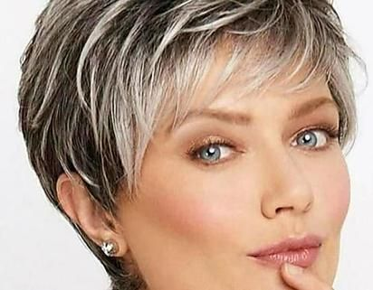 19 Haircuts for Older Women - Celebs Pulse