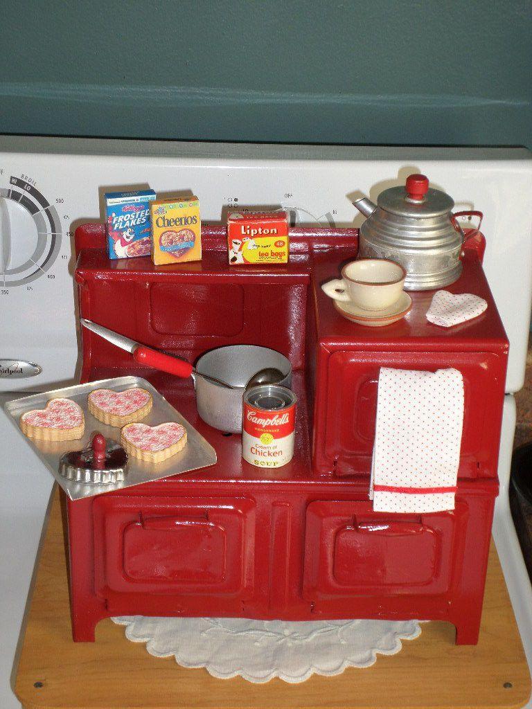 Us 69 00 Used In Toys Hobbies Vintage Antique Kitchen Sets