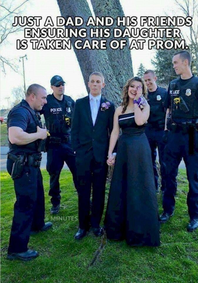 Funny police uniforms