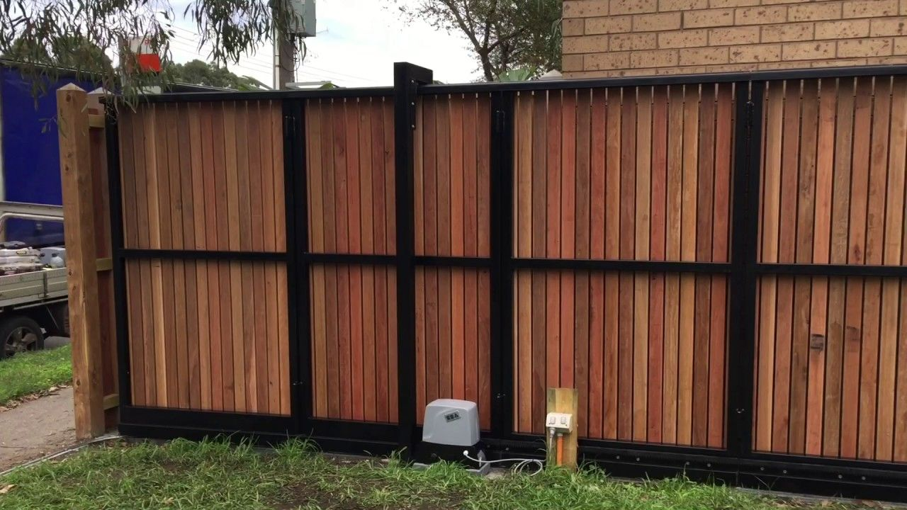 Sliding Gate For Garage Turning Sliding Gate The Sidturn Yarraville Melbourne