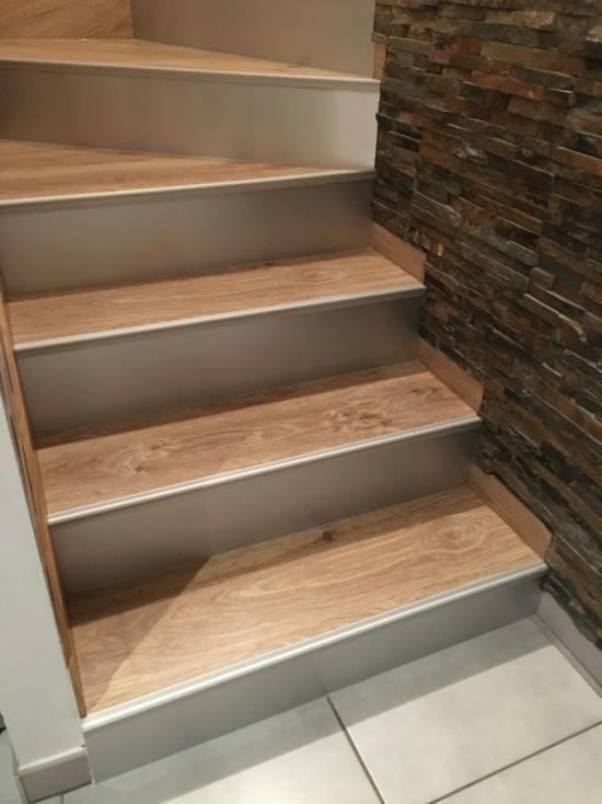 Maytop - Tiptop Habitat - Habillage d'escalier,