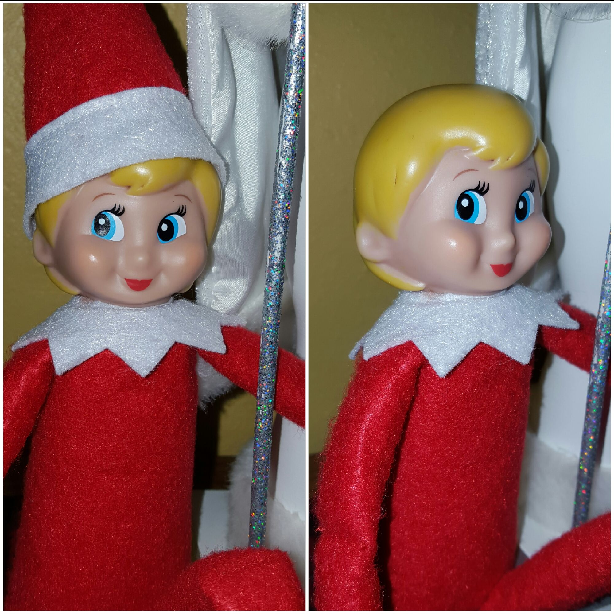 How To Change Hair Color For Elf On The Shelf Use