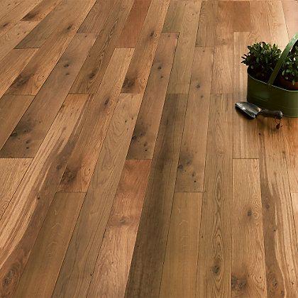 Homebase Vinyl Plank Flooring Forest Oak 1 95sq M