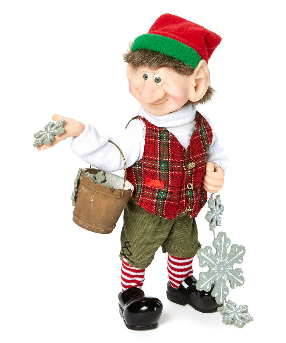 This The Elves Themselves Griswald Figurine by Zim\'s by The ...