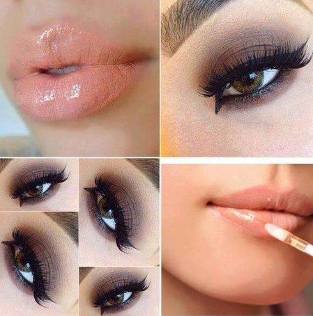 Make Up Make Up Pinterest Hazel Eye Makeup Makeup And Blue Eyes