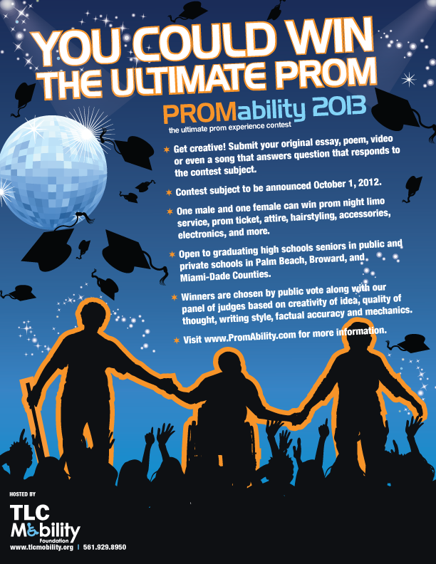 High School Senior With Disabilitie Seen And Unseen Enter To Win The Ultimate Prom Experience Submit A Ticket Night Essay