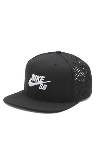 928bf6ec205 PacSun presents the Nike SB Performance Trucker Hat. This unique cap comes  a ventilated rear