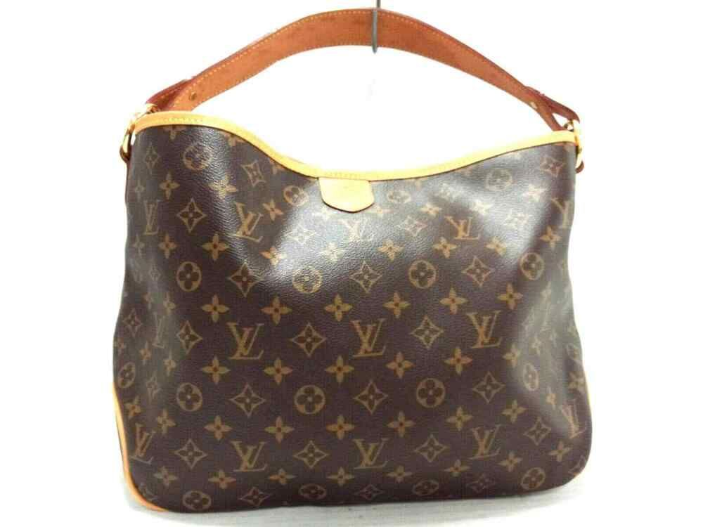 0178108366c Auth LOUIS VUITTON Delightful PM Monogram M40352 TS1190 Shoulder Bag ...