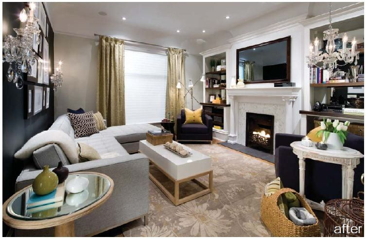 Candice olson family room buscar con google casa - Living room makeovers by candice olson ...