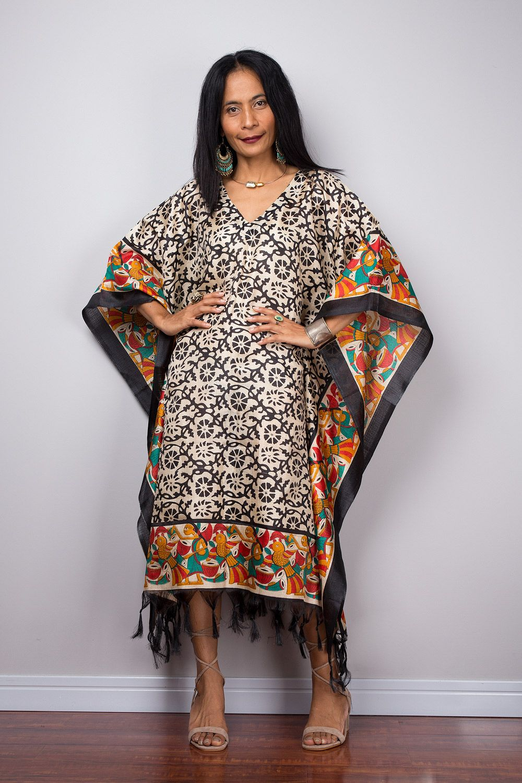 1d9a918f245bc Oriental boho kaftan #nuichan #unique #shopping #fashion   Nuichan ...