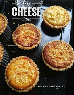 Resep Pie Cheese Cake Pai Resep Kue Resep Makanan Penutup