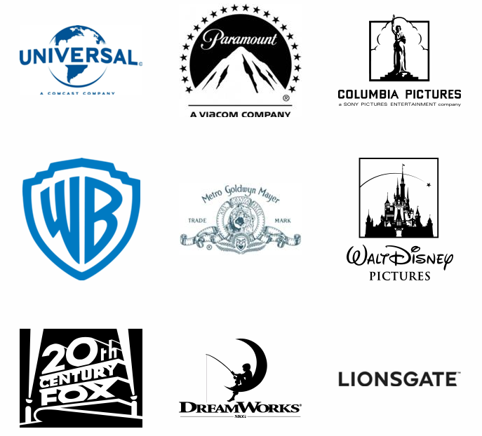 Film Company Logo - Google Search | Cricut | Pinterest | Logos