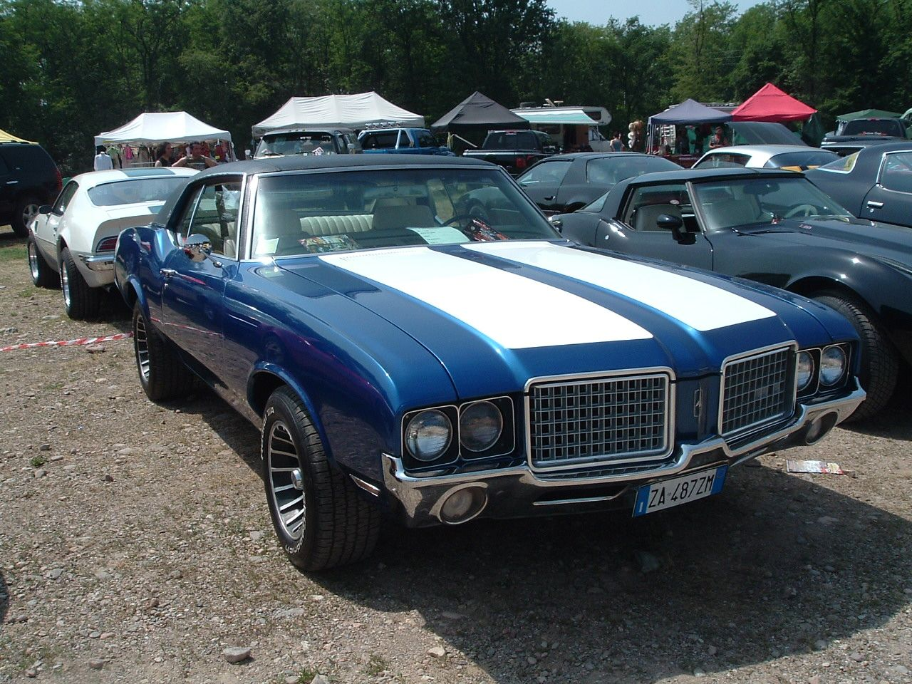 Oldsmobile Cutlass Supreme 1972 Oldsmobile Cutlass Supreme Picture Exterior 1972 Cutlass