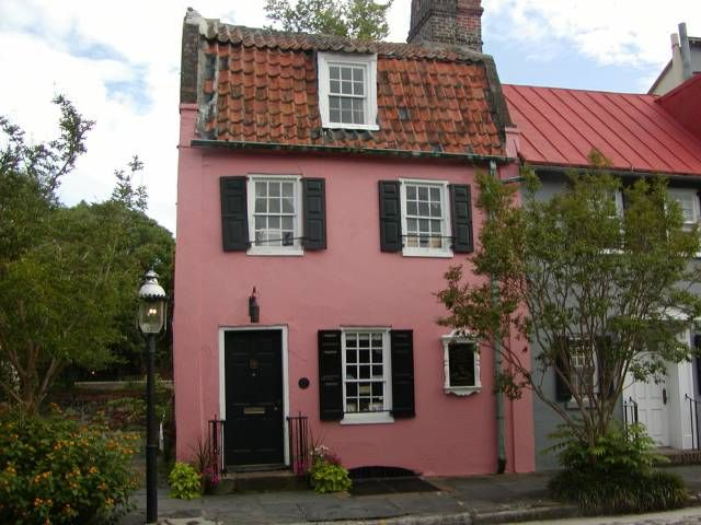 Pink House Google Images Pink Houses House House Colors
