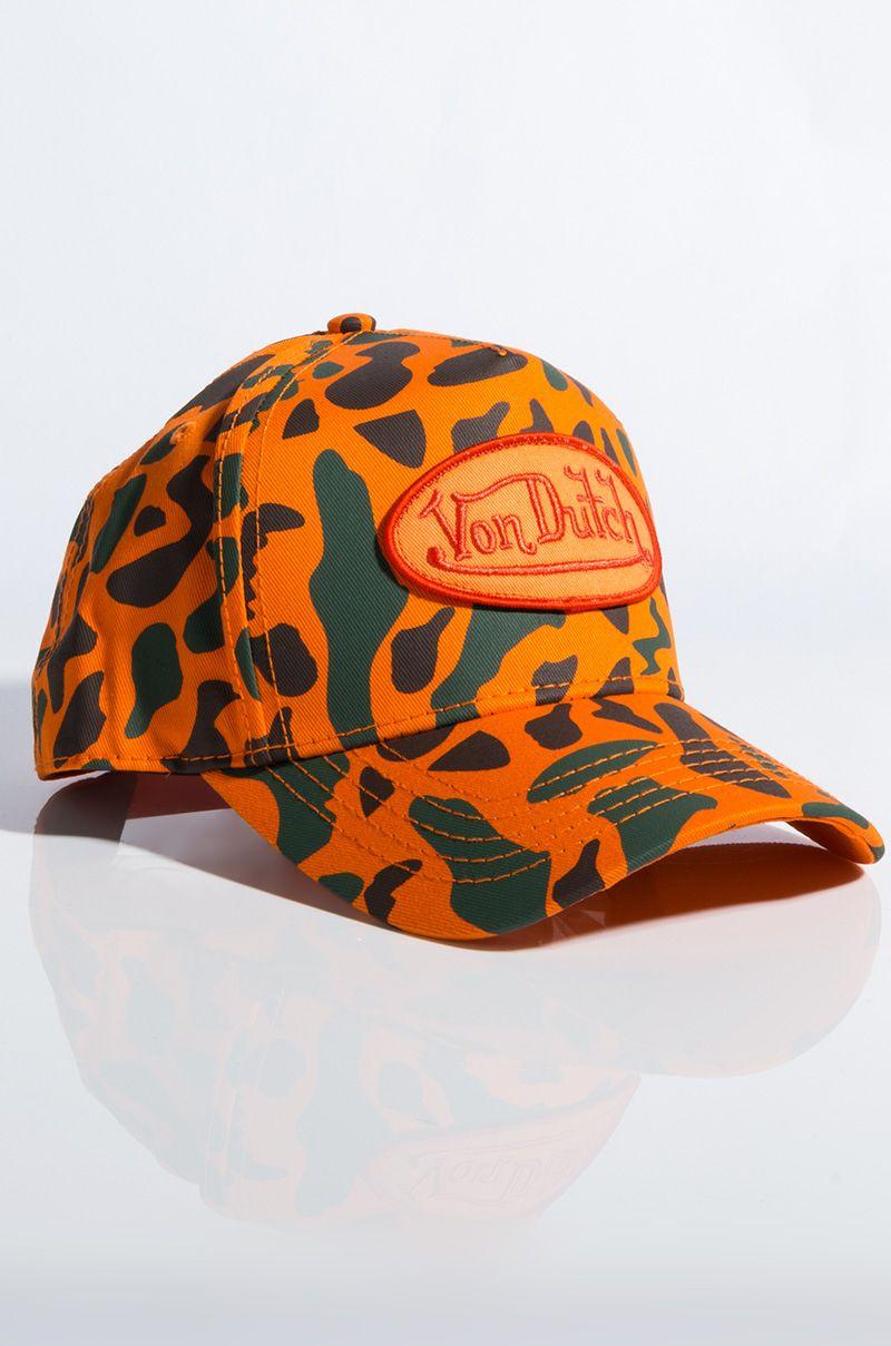 DAMAGED BASEBALL CAP GREY//BLACK **BRAND NEW** VON DUTCH BASEBALL CAP