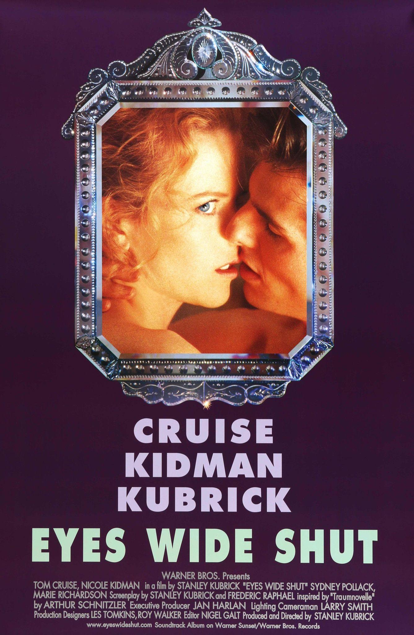 Eyes Wide Shut (1999) Vintage Movie Poster - 27\