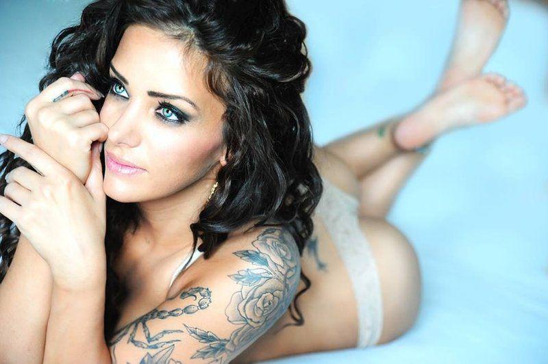 hope mitchell hot 100 girl tattoos unique tattoo designs tattoos rh pinterest com