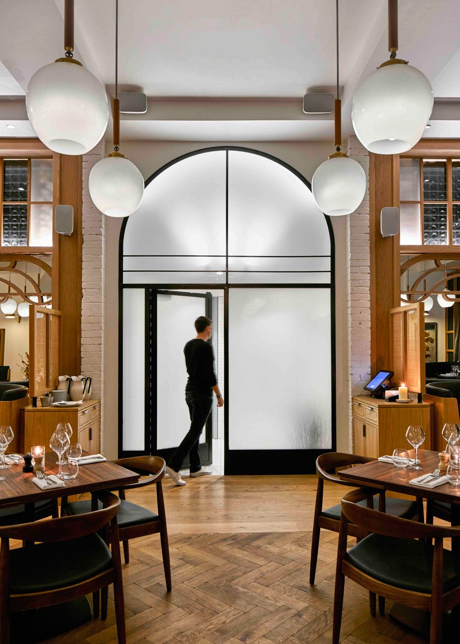 Modern Pantry Restaurant Designed By Avroko To Reflect The