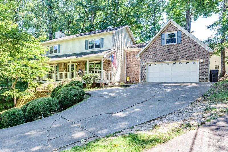 9745 Clearwater Dr Knoxville TN 37923 Home for Sale | Find Homes In  Knoxville Area | House styles, Clear water, Building a house