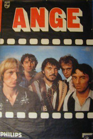 Ange (groupe) Albums : (groupe), albums, Épinglé, Bethmont, Marcel, Groupe, Ange,, Photographie