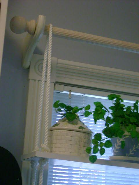 Sunny Window Shelf Kitchen Window Sill Window Shelves