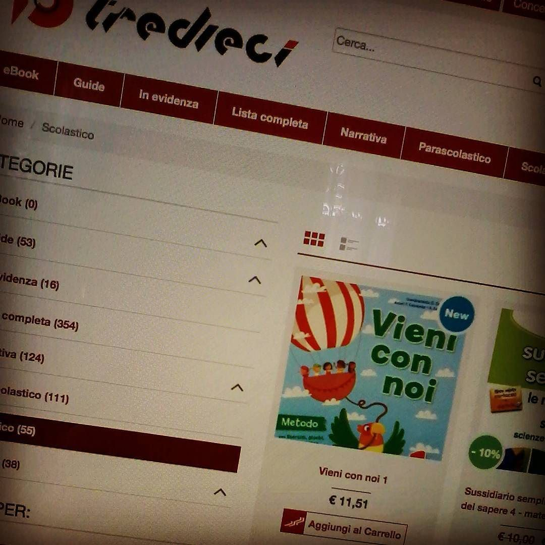 Novità in arrivo nel nostro sito internet... #tredieci #nuovosito #newsite #internet #web #webmarketing #scuolaprimaria