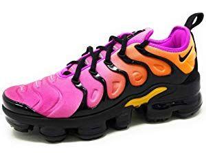 premium selection f7023 6d6c0 NIKE Chaussures pour Femmes AIR Vapormax Plus Sneakers en Tissu synthétique  Multicolore AO4550-004