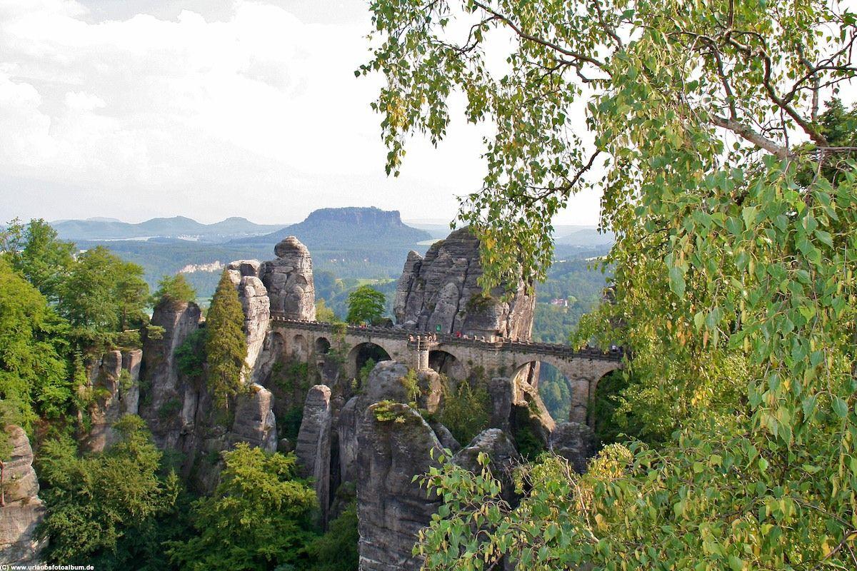 Tagestour in die sächsische Schweiz - Ideal für einen Bikeausflug