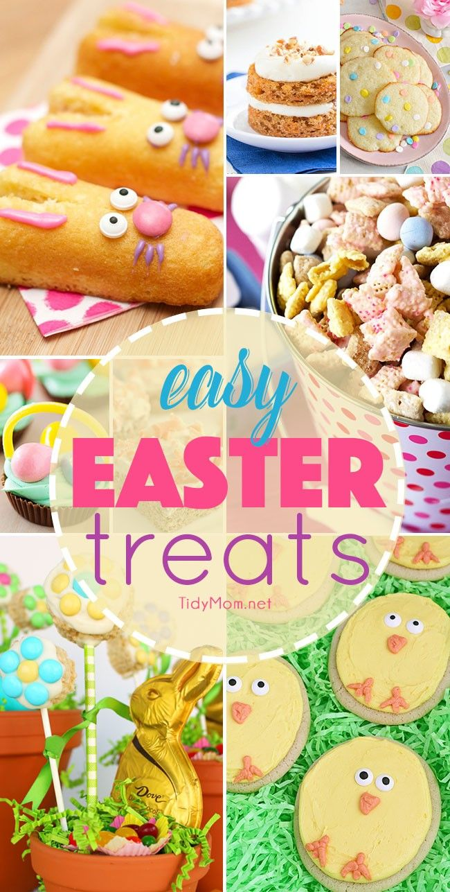 Easy Easter Treats Easter Treats Easter Appetizers Easter Recipes