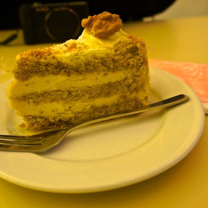 Best Cafes in Vienna for Cake and Coffee