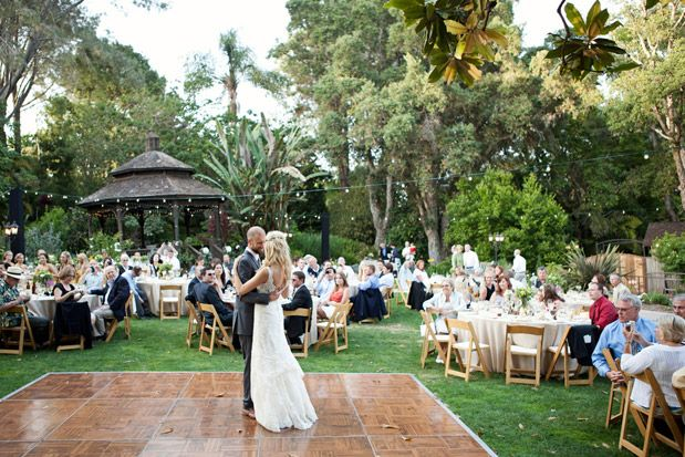 San Go Botanic Garden Wedding