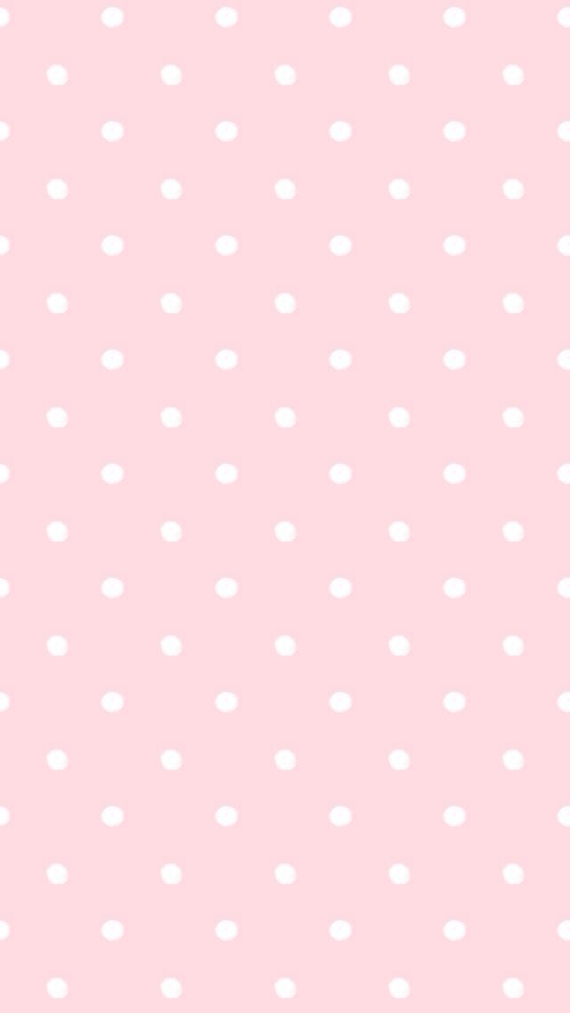 Discover And Share The Most Beautiful Images From Around The World Polka Dots Wallpaper Pink Polka Dots Wallpaper Dots Wallpaper