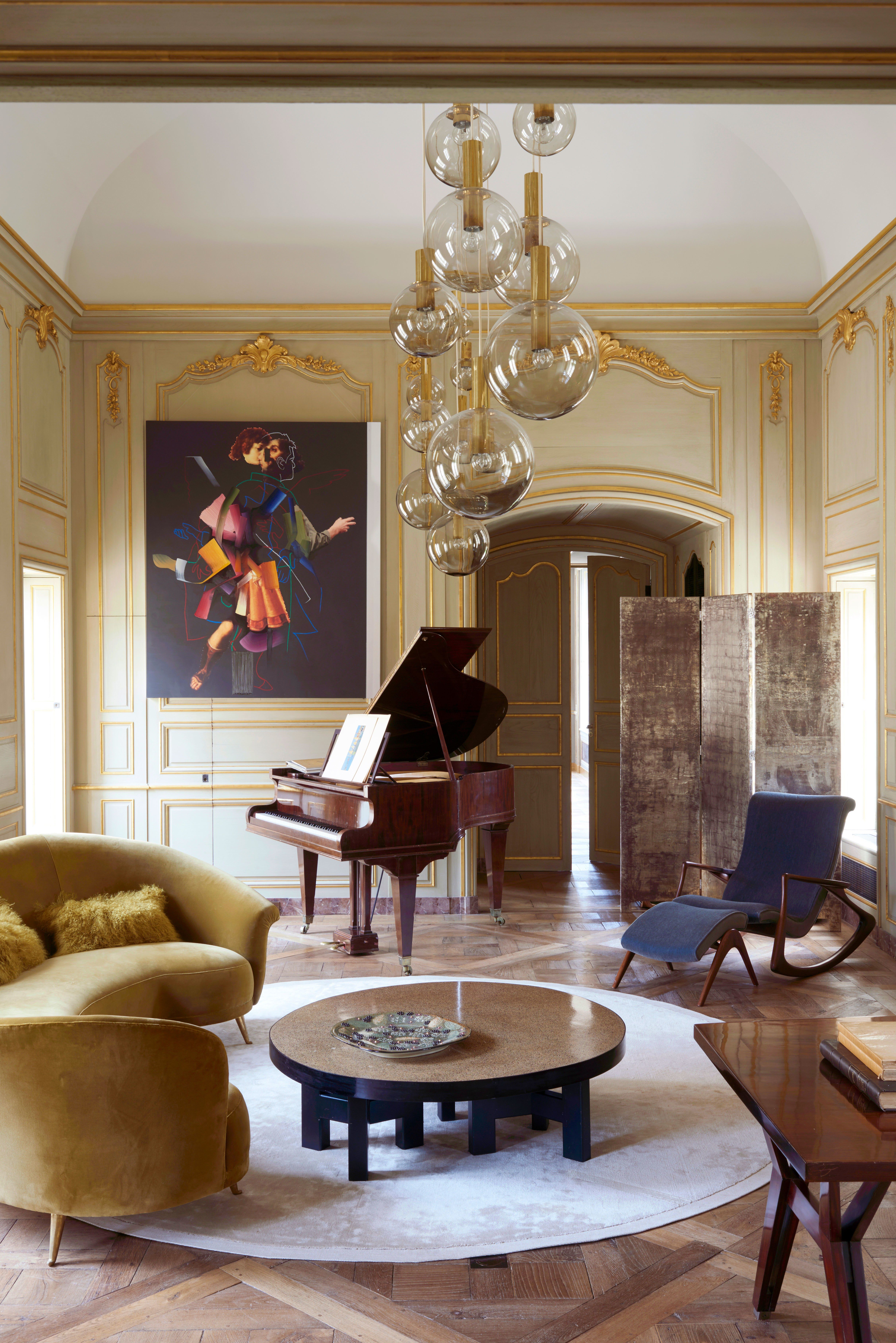 An Updated 16th-Century French Château Seven Years In The