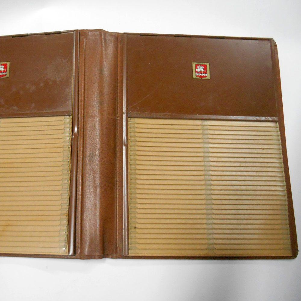VTG Victor Hospital folder metal Book office paper storage directory equipment & VTG Victor Hospital folder metal Book office paper storage directory ...