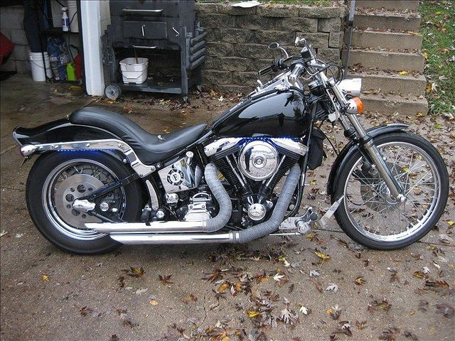 1991 Harley Davidson Softail Standard For More Information About 3rd Party Inspection Services Please Visit Inspectmyride