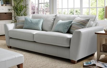 Sophia Leather 3 Seater Sofa Sophia Leather Leather Corner Sofa Green Leather Sofa Grey Leather Sofa