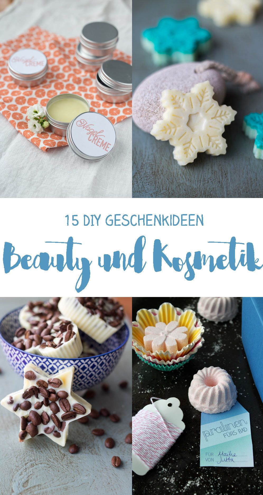 Geschenke Für 15 15 diy kosmetik geschenkideen zum selbermachen peelings
