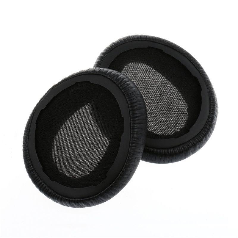 Replacement Protein Leather Ear Pads Cushion For Sony Mdr 10rbt Mdr
