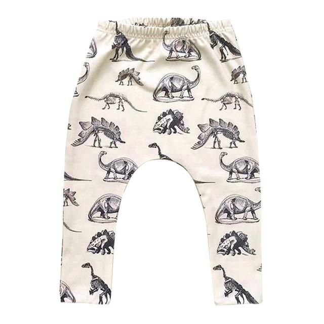 Baby Cotton Pants Whale Printing Trousers Leggings Children/'s Lovely Clothing AT