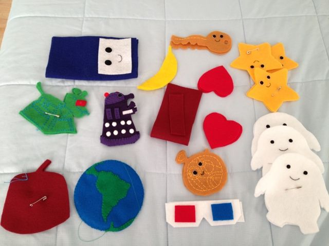 My Doctor Who Nursery Day 1 Felt I M Not Very Patient Why Did I Do This To Myself Doctor Who Embroidery Doctor Who Party Doctor Who Craft