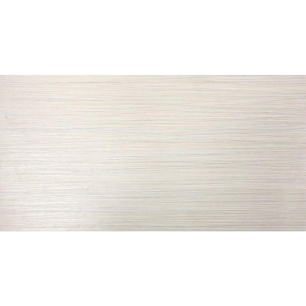 MSI Metro Glacier 12 in. x 24 in. Glazed Porcelain Floor and Wall ...