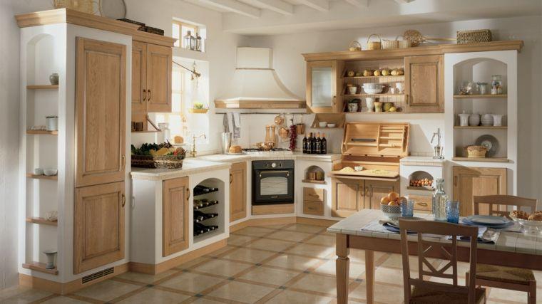 bellissima-soluzione-per-cucine-in-muratura-rustiche ...