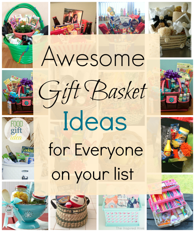 Awesome Gift Baskets to Make for Everyone on Your Christmas