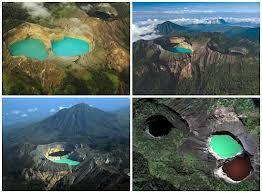 The Lakes of Mount Kelimutu, Indonesia - Google keresés