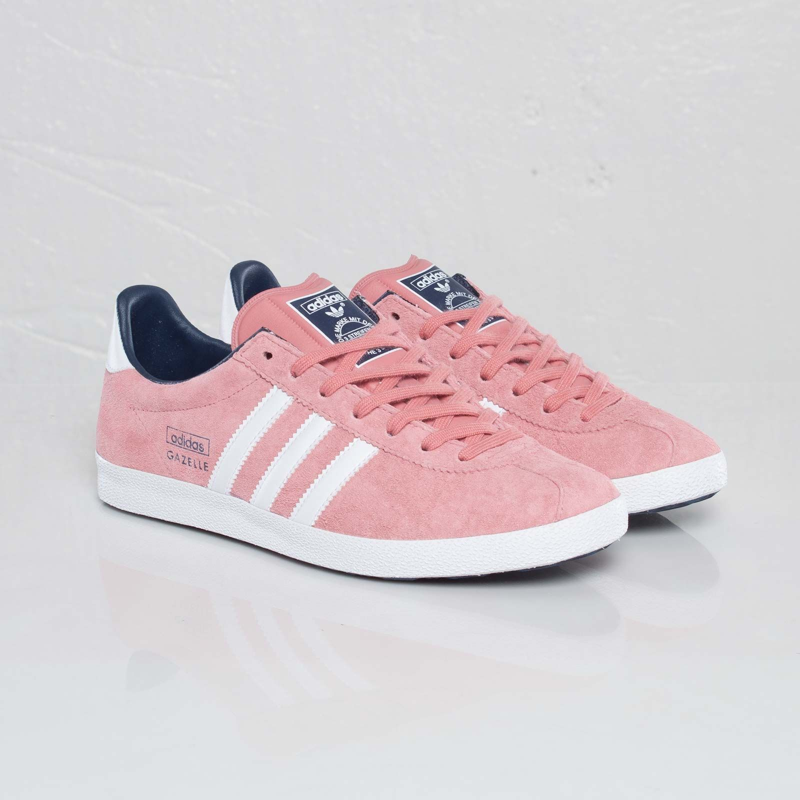 Pretty in Pink Adidas Originals Gazelle OG W