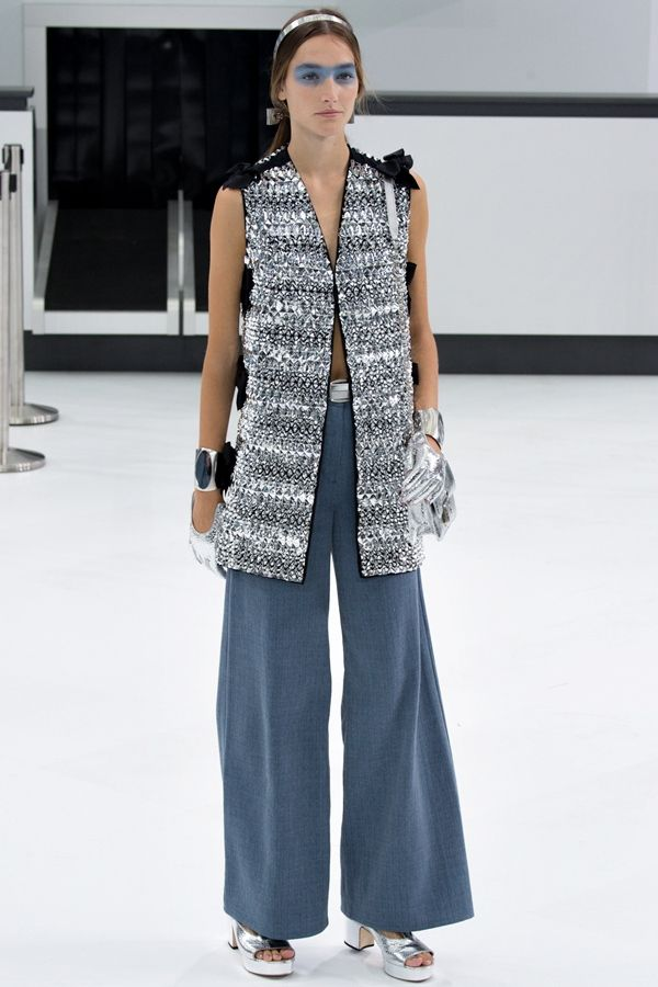 JetSetter.ua - СОБЫТИЕ Неделя моды в Париже  показ Chanel   fashion ... 42bccc2bd52