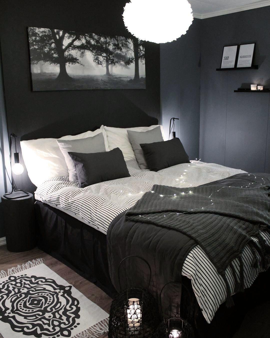 Techniques For Brightening A Dark Bedroom Blue Bedroom Design