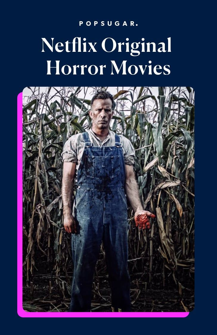 Can you handle netflixs selection of horror movies we