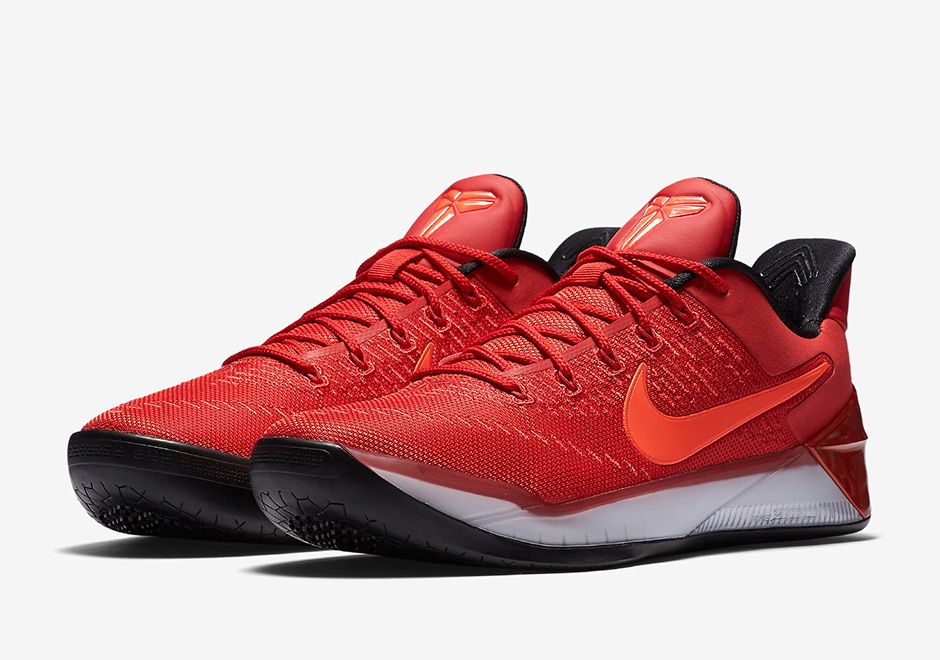 Nike Kobe AD University Red 852425-608 | SneakerNews.com