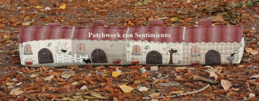 """Trabajos de libro """"Patchwork con Sentimiento"""""""